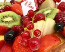 Tarte aux fruits frais
