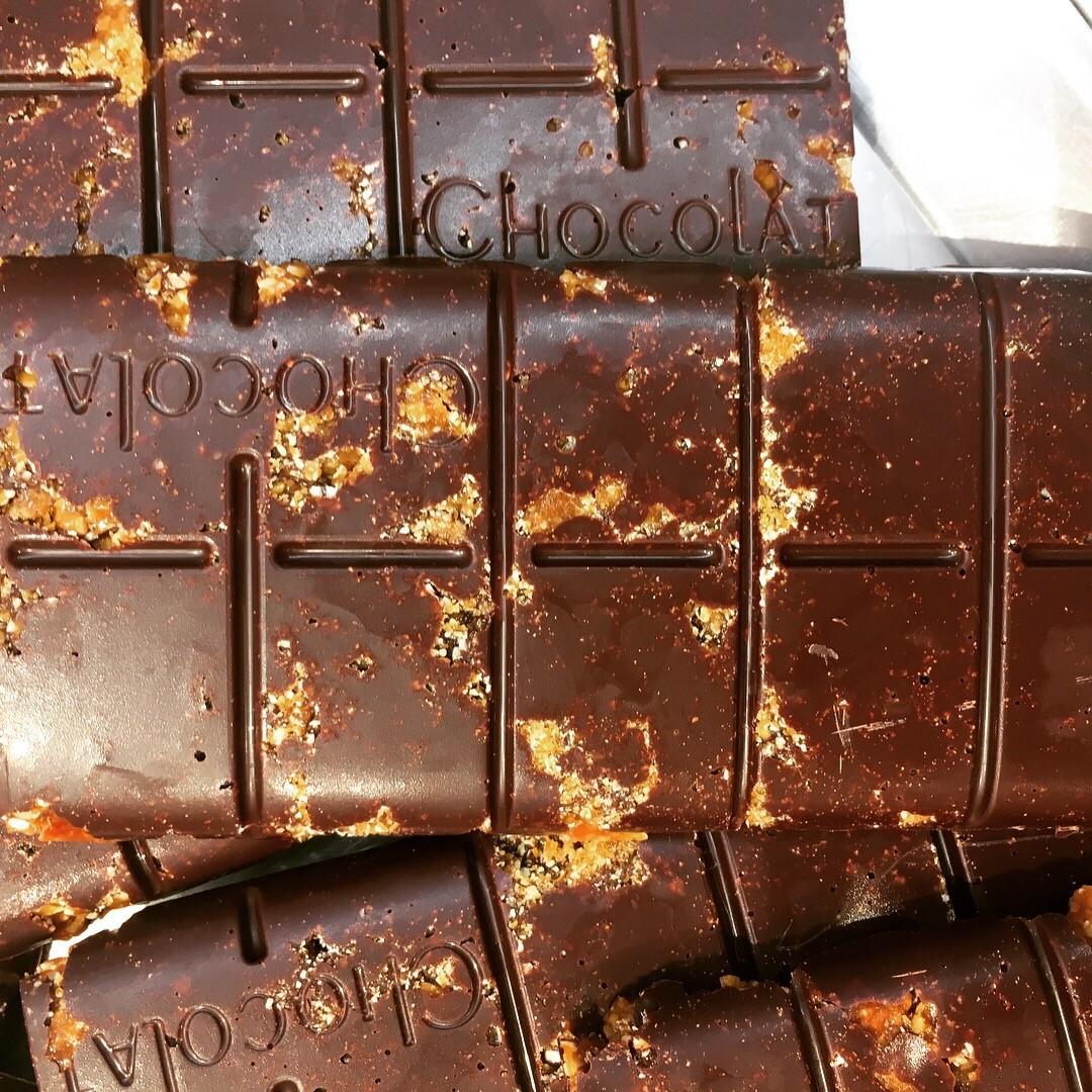 Chocolat / Tablette / Bonbons au chocolat